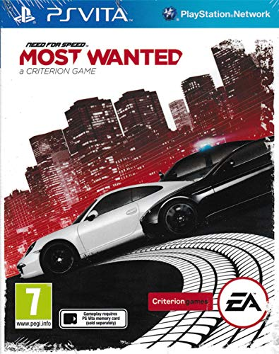 NEED FOR SPEED - MOST WANTED [PS VITA GAME] 1