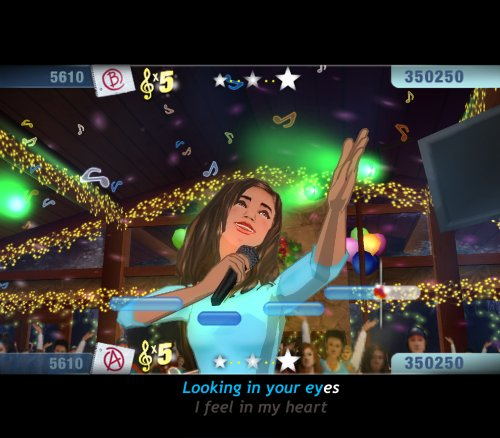 PS2 Game High School Musical - Sing it! inkl. 2 Mikrofone 3