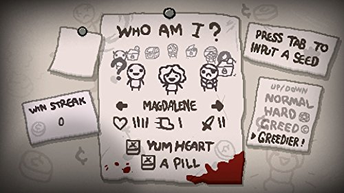The Binding Of Isaac: Afterbirth + 2
