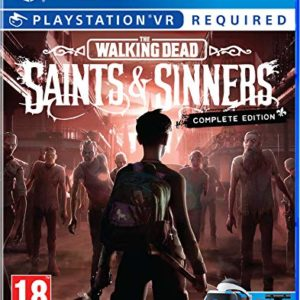 The Walking Dead Saints & Sinners Complete Edition PS4 Game (PSVR Required) 41