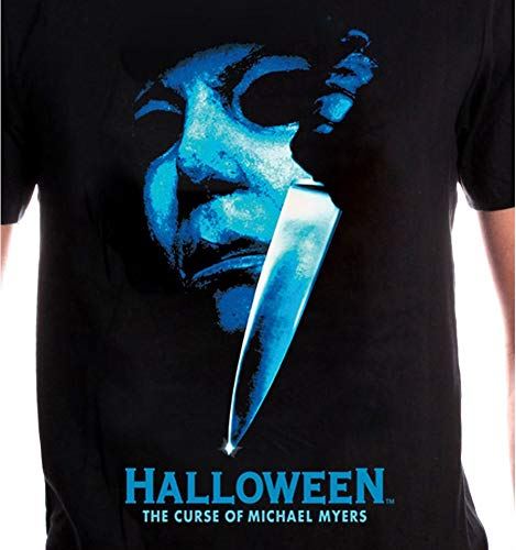 cotton division Tshirt Exclu Halloween - Michael Myers Face 2