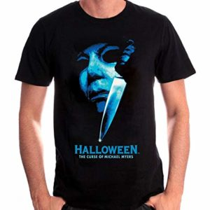 cotton division Tshirt Exclu Halloween - Michael Myers Face 6