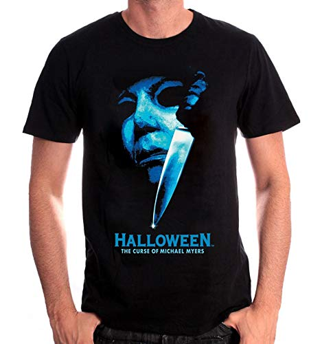 cotton division Tshirt Exclu Halloween - Michael Myers Face 1