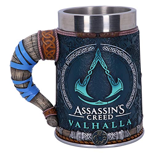 Nemesis Now Assassin's Creed Valhalla - Chope Logo Assassin's Creed Valhalla B5335S0[Ancien Modèle] 3