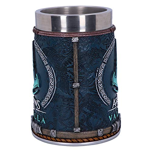 Nemesis Now Assassin's Creed Valhalla - Chope Logo Assassin's Creed Valhalla B5335S0[Ancien Modèle] 4