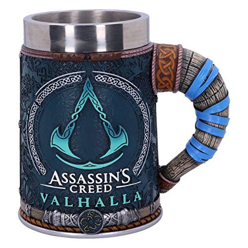 Nemesis Now Assassin's Creed Valhalla - Chope Logo Assassin's Creed Valhalla B5335S0[Ancien Modèle] 1